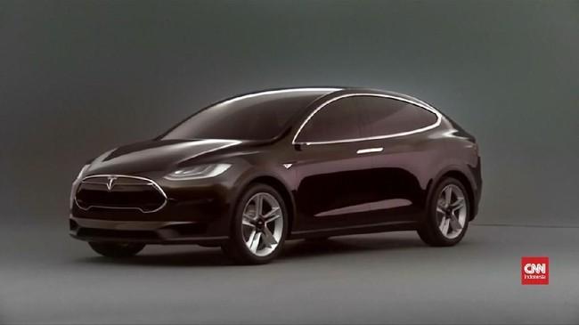 VIDEO: Dua Kali Terbakar, Tesla Perbarui 'Software' Model S