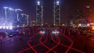 China Bakal Perang Dagang Jangka Panjang dengan AS