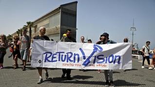 Protes Pro-Palestina Jelang Final Eurovision di Israel