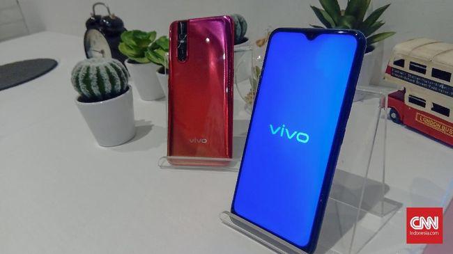 Vivo Siapkan Ponsel Kamera Pop-up Ganda 32 MP