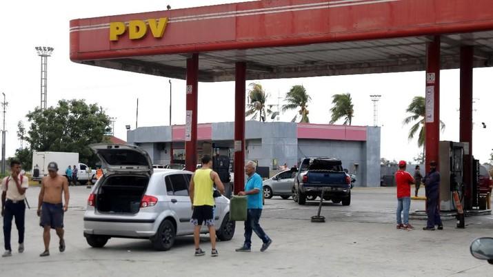 Venezuela miliki kekayaan minyak terbanyak dunia, namun justru dirundung petaka