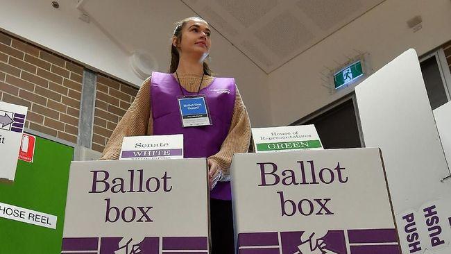 Rakyat Australia Pilih Pemimpin Baru Hari Ini
