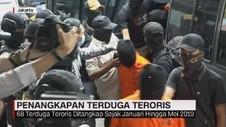 VIDEO: Penangkapan Terduga Teroris Yang Hendak Beraksi 22 Mei