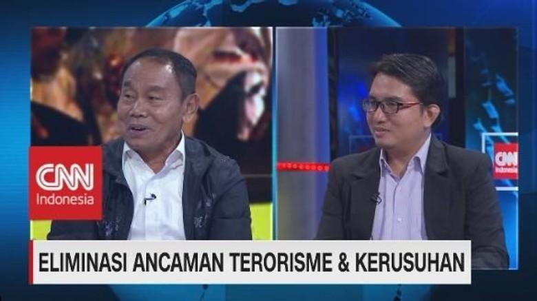 VIDEO: Eliminasi Ancaman Terorisme & Kerusuhan (2-3)