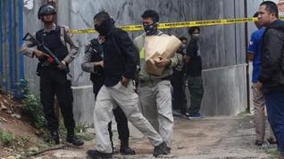 Densus 88 Tangkap Terduga Teroris Eks Suriah di Depok
