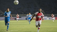 Hasil Liga 1 2019: Boaz Bawa Persipura Tekuk Madura United