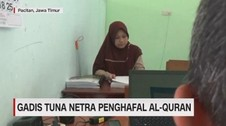VIDEO: Gadis Tuna Netra Penghafal Alquran