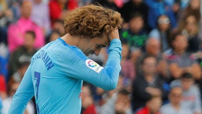 Griezmann Ditolak Sejumlah Pemain Barcelona