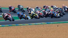 Dimas Ekky Gagal Finis di Moto2 Prancis
