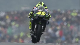 Pertaruhan Sukses Rossi di MotoGP Prancis 2019