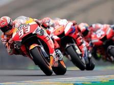 Marquez Menang: Ketika Honda Libas Ducati dan Yamaha