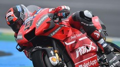 FP3 MotoGP Italia: Petrucci Tercepat, Rossi Terpuruk
