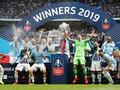 Empat Rekor Istimewa Manchester City Usai Raih Treble