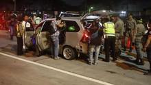 Jalur Sukabumi Dikawal Ratusan Aparat Cegah Massa 22 Mei