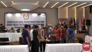 Rekapitulasi Suara Kuala Lumpur Berujung Perdebatan di KPU