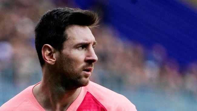 Cetak 50 Gol, Messi Berpeluang Raih Sepatu Emas