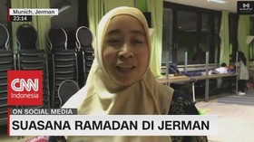 VIDEO: Seperti Apa Suasana Ramadan di Munich, Jerman