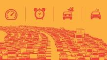 INFOGRAFIS: Aman Berkendara Saat Puasa