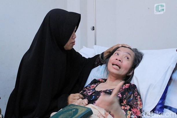 Momen Haru Pertemuan TKW Aminah dan Keluarga di Bulan Ramadhan