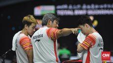Syarat Indonesia Juara Grup Piala Sudirman 2019