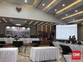 KPU Tunda Rekapitulasi Kuala Lumpur dan 4 Provinsi Terakhir