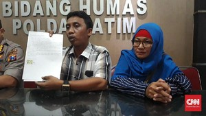Penggagas Tour Jihad 22 Mei Surabaya Datangi Polda Minta Maaf