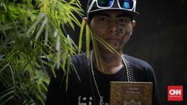 FOTO: Saat Anak Punk Hijrah di Bulan Ramadan