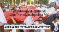 VIDEO: Akhir Narasi Cebongers-Kampreters