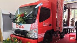 Logistik Tumbuh, Topang Setengah Penjualan Mitsubishi Fuso