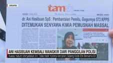 VIDEO: Ani Hasibuan Kembali Mangkir dari Panggilan Polisi