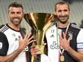 FOTO: Trio 'BBC' Juventus Resmi Bubar