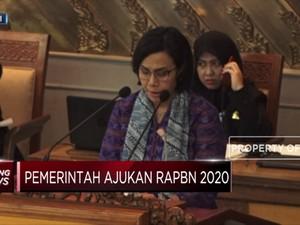 RAPBN 2020, Tax Ratio Diproyeksi Tembus 11,8%-12,4%