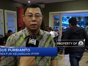PTPP Raih Kontrak Baru Rp 10,75 T