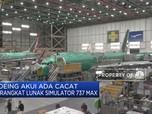 Boeing Akui Ada Cacat Perangkat Lunak Simulator 737 MAX