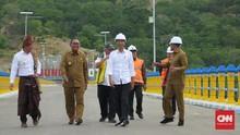 Dorong Produksi Garam, Jokowi Janji Beri Ribuan Hektare Lahan