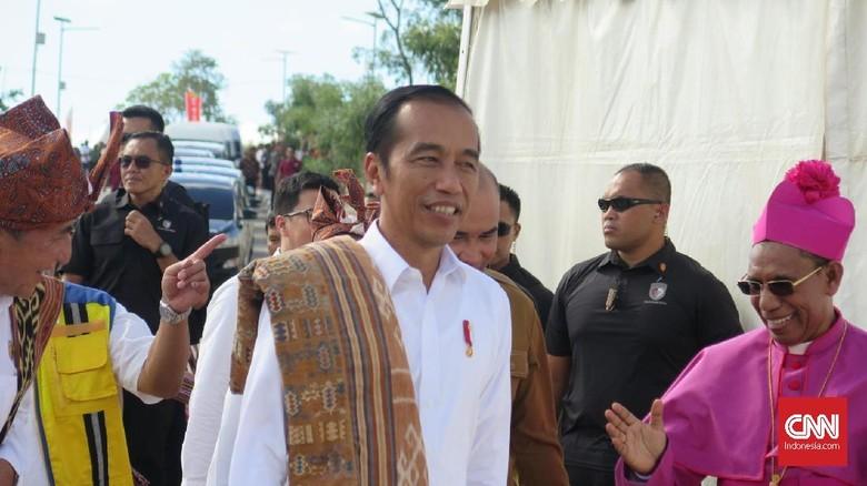Jokowi Anggap Pengumuman KPU Tak Perlu Lagi Dipantau