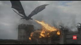 VIDEO: 'Game Of Thrones,' Penguasa Drama Fantasi Satu Dekade