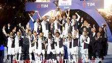 FOTO: Perpisahan Allegri di Pesta Juara Juventus