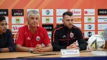 Kolev Sulit Percaya Persija DikalahkanPSIS di Liga 1