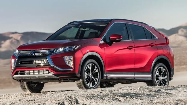 Eclipse Cross Diduga Melantai di GIIAS 2019