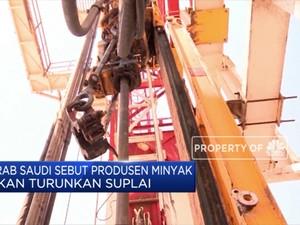 Arab Saudi Sebut Produsen Minyak akan Turunkan Suplai