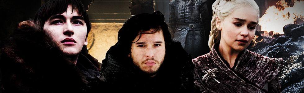 Sayonara 'Game of Thrones'