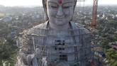 Hanoi sedang dalam perjalanan menuju memiliki patung Buddha terbesar se-Asia Tenggara.