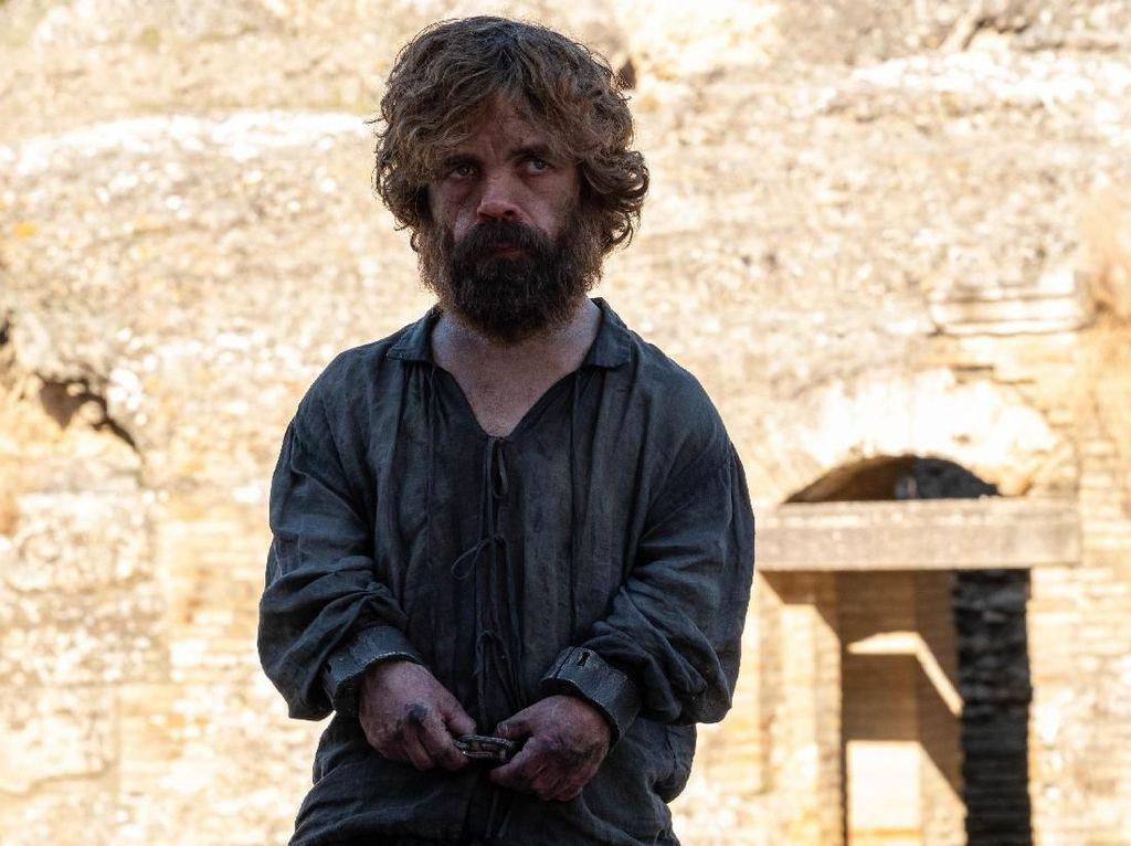 Tyrion atau Peter Dinklage akan tampil sebagai pengisi suara burung elang di Angry Bird Movie 2.Dok. HBO