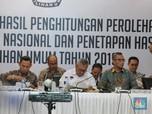 Final! Jokowi Unggul di 21 Provinsi, Prabowo di 13 Provinsi