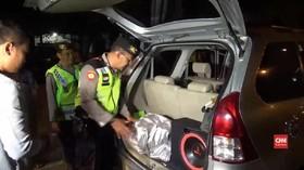 VIDEO: Polisi Ngawi Razia Antisipasi Pergerakan Massa 22 Mei
