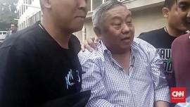 Lieus: Saya Tak Akan Jawab Satu Patah Kata Pun ke Polisi