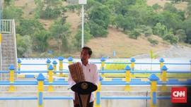 Jokowi Akui Defisit Neraca Perdagangan Persoalan Besar