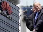 Bisa Bikin Trump Murka, Seperti Ini Sejarah Huawei
