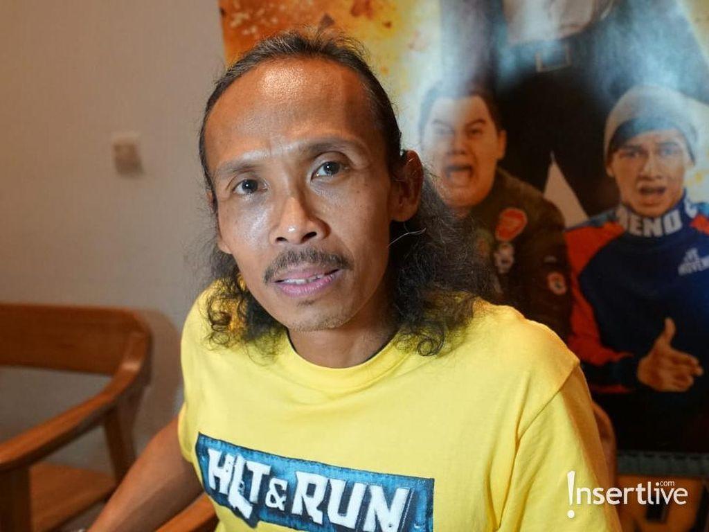 Yayan Ruhian Jadi Gembong Narkoba di Film Hit & Run